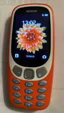Nokia 3310 (2017) - Warm Red (Unlocked) Cellular Phone (Single SIM)