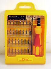 Jackly JK 6032-A JK 6032 A 32-in-1 Schraubendreher Set 30 Bits Pinzette OVP NEU