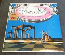 The Danube Strings - Strauss Waltzes (Stereo LP - 33 RPM)