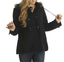 Rip Curl Womens M/10 WANDERING JACKET Winter Coat New New - Black Rrp $159.99