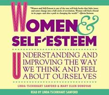 Women & Self-Esteem by Linda Tschirhart Sanford Audiobook CD