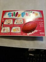 Vintage SILLY PUTTY  Original Package RETRO GRAPHICS 1981 Sealed NOS Toy C-8