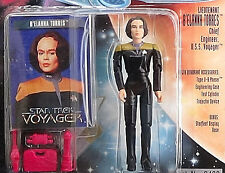 Voyager Torres (a Klingon) Starfleet Unifo 1st Ed '93 Unopened Star Trek Figure