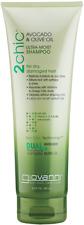 Giovanni 2chic Avocado and Olive Oil Ultra Moist Hair Shampoo 250ml