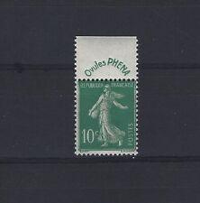 FRANCE Yvert n° 188 neuf sans charnière
