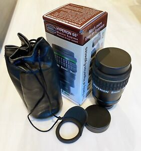 Baader Hyperion 68° 8mm Modular Eyepiece - Boxed in MINT condition & complete