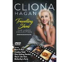 Cliona Hagan - Travelling Shoes The Video Collection New DVD (2019)