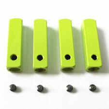 Yeezy Tips Lacci Per Scarpe Da Ginnastica Scarpe Da Ginnastica-Verde brillante (4 PEZZI)