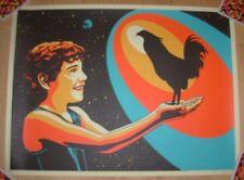ERNESTO YERENA poster CONSTELACION DE SONIDOS art print shepard fairey