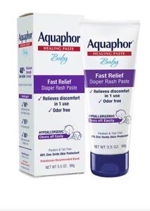 Aquaphor Baby Diaper Rash Paste Maximum Strength Butt