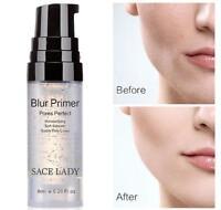 Blur Primer Makeup Base Face 24k Gold Foundation Primer Oil Control Professional