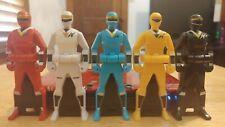 Gokaiger KAKURANGER RANGER KEY SET FULL TEAM Mighty Morphin Alien Power Rangers
