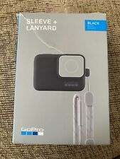 GoPro Sleeve + Lanyard Black (Official GoPro Accessory)