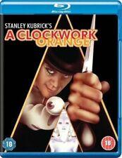 A Clockwork Orange [Blu-ray] [2000] [Region Free] [DVD][Region 2]
