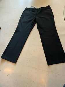 New Womens Nike Golf Pants color Black MSRP $90 725732 size 18