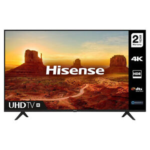 Hisense H43A7100FTUK 43 4K Ultra HD HDR Smart LED TV