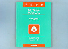 Service Manual, 1995 Dodge Stealth, Volume 2, Electrical, 81-270-5116