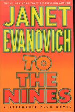 Janet Evanovich signed To The Nines 1st Ed. - VeryGood/NearFine 2003