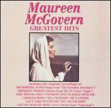 Maureen McGovern - Greatest Hits Audio CD UK Fast
