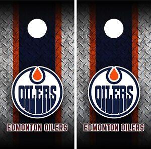 Edmonton Oilers Skin Vinyl Board NHL Sports Vinyl Decal YD610
