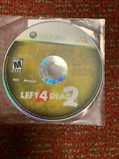 Left 4 Dead 2 (Microsoft Xbox 360, 2008) Disc only