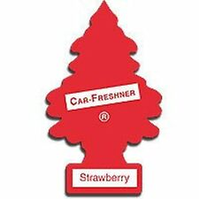 Magic Tree Car Air Freshener Duo Gift 2 Pack Strawberry And Forest Fresh
