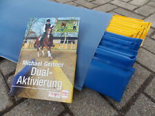 """8 X gassen + Buch Michael Geitner Dual-Aktivierung und Tasche""""""""""""""""``'"""
