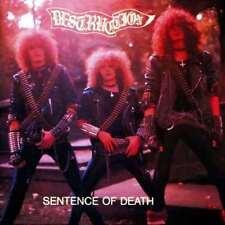 DESTRUCTION SENTENCE OF DEATH & INFERNAL OVERKILL CD NEW