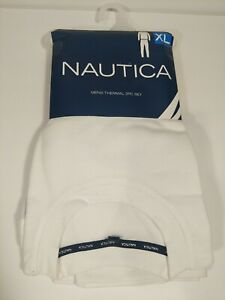 Nautica Mens Thermal Sleep Set - Pockets Super Soft Jersey Spandex/Polyester...