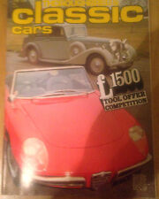 THOROUGHBRED & CLASSIC CARS--APRIL 1980 inc PORSCHE + TVR + ALFA SPIDER
