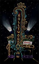 SIGNED by Jason Becker+Gary Becker Art Print HOLLYWOOD DREAMS (16x12 In.)