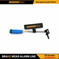 DEKEWEI Front Brake Pad Wear Sensor 2319050014 Fit for Mercedes-Benz W222 V222 X222 C217 R213