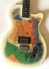 1990 Traveling Wilburys Signed Ramones Gretsch Electric Guitar TW 300 T Korea