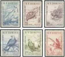 Timbres Animaux Roumanie 1670/2 PA107/9 ** lot 29414 - cote : 14 €