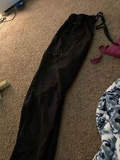 Scrubstar Med Black Scrub Pants Black