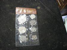 1993 Souvenir of Aruba Uncirculated Coins Set