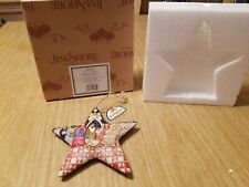 Jim Shore Nativity Star Ornament 2008, Extremely Rare Collectible Piece!
