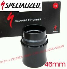 - New - Specialized Road Mountain Bike Head Tube Extender Sz 46mm