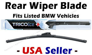 Rear Wiper - WINTER Beam Blade Premium - fits Listed BMW Vehicles - 35180