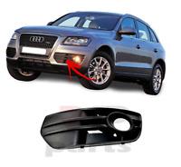 Pour Audi Q5 2008 - 2012 Neuf Avant Pare-Choc Foglight Grille Gauche N/S Pas S