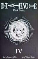 Death Note 4 : Black Edition, Paperback by Ohba, Tsugumi; Obata, Takeshi