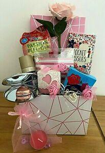 LADIES GIFT BOX SET PAMPER HAMPER PRESENT FOR HER  BIRTHDAY THAN YOU TEACHER