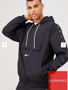 BNWT Nike Swoosh Woven Tracksuit Top/Hoody Large