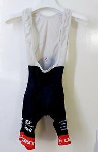 Castelli mens cycling bib shorts - size - S
