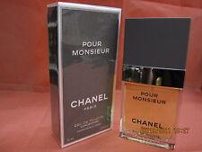 CHANEL POUR MONSIEUR 2.5 FL oz / 75 ML EDT Concentree Spray Sealed Box