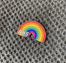CHARITY NHS Rainbow Proud Nurse Doctor Keyworker NHS Pin Badge Enamel Brooch