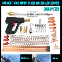 🔥 86x Dent Puller Kit Car Body Dent Spot Repair Device Welder Stud Weld Welding