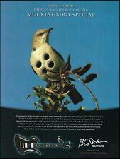 B.C. Rich Mockingbird Special Series Guitar 2006 ad 8 x 11 advertisement print