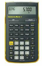 Calculated Industries 4050 Construction Master 5 Construction Metric and
