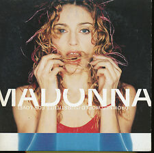 MADONNA CD SINGLE germany drowned world
